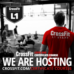 hosting crossfit l1